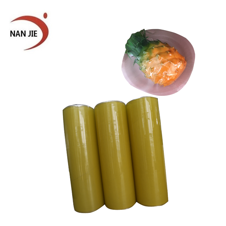 plastic new product alibaba china manufacturing pvc cling film hot film