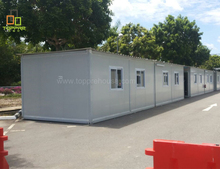 Office room with movil containers light steel container office for sale