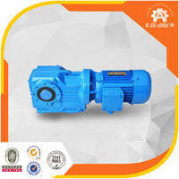 China supplier High quality SEW type K series helical bevel hollow shaft gearbox for concrete mixer