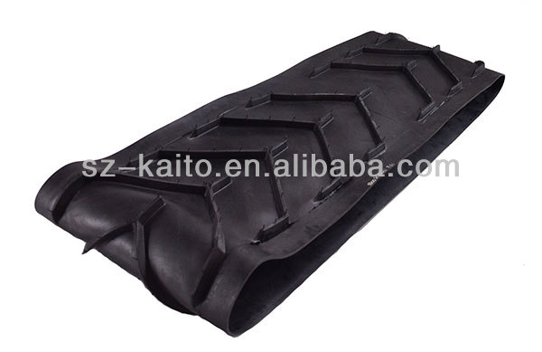 Wirtgen milling machine crawler track all kinds of conveyor belting