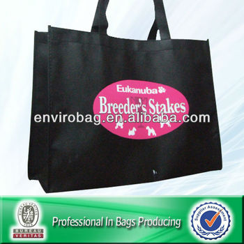 SG232 Non Woven Bag With Short Handle for Shopping Checked Every Process