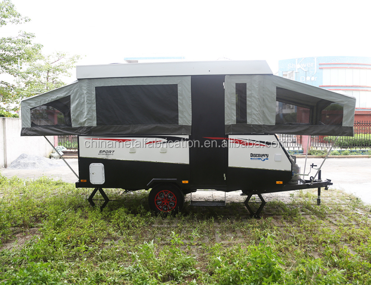 Off Road Hybrid Australian Travel Trailer By kindle manufactures Trailers with 34 years Experience
