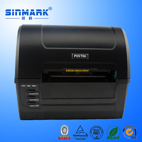 C168 Thermal Transfer Barcode Printer / Label Printer