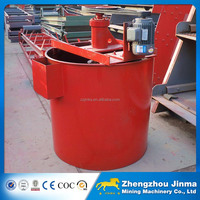 ore mining machine agitator mixer for pulp mixing