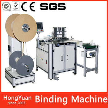 High Quality Promote Factory Wholesale double loop wire book binding machine