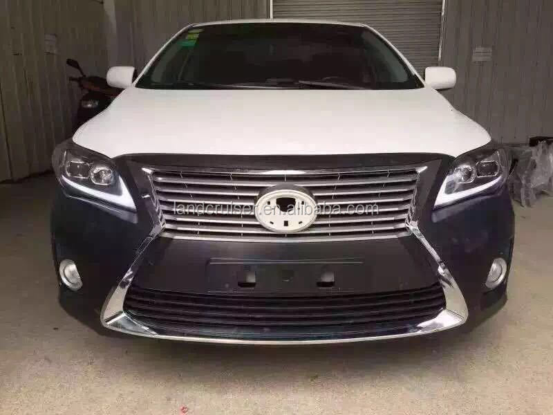 lexus gx style body kit for 2010 camry conversion