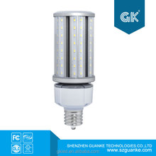 outdoor led shoe box corn lamps UL DLC approved CUL led light fixtures garden top post led area light