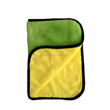 Ultra Thick Plush Microfiber Cleaning Towels Car Cleaning Towel