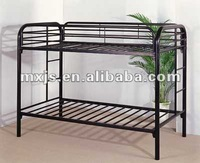 Adult metal bunk beds for school furniture