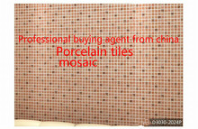 buying <strong>agent</strong> for mosaic tile porcelain tile outdoor stone construction items from Foshan guangzhou china