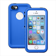 Full Body Sealed Shockproof Case For iphone5/5s waterproof cell phone case