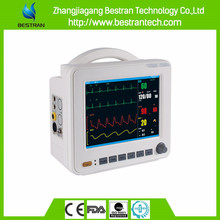BT-PM8F China factory sale multi-parameter icu hospital patient monitor