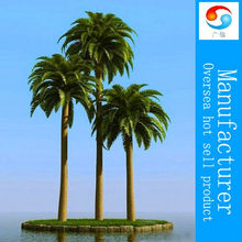 landscape trees artificial landscape plants plastic palm leaves artificial palm tree accessories