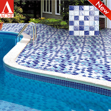 china factory mixed swimming pool wall and floor ceramic mosaic tiles