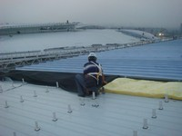 KangDa waterproof and vapor peremeable roof underlay/ waterproof breathable membrane