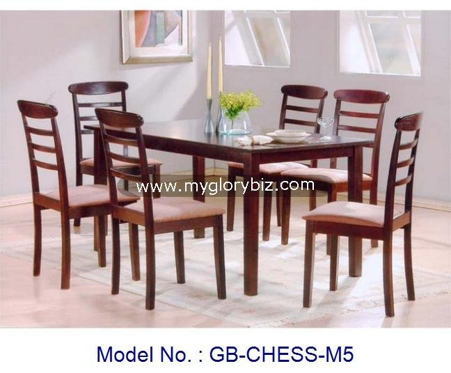 Wooden Dining Set, Wooden Furniture, Wooden Set