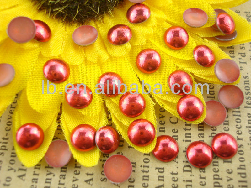 2013 wholesale red rhinestone studs hot fix transfers for clothing