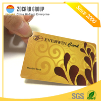 4color Printed CR80 high quality PVC Card