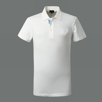 Cotton Plain White Color Polo T Shirt Stand Collar Polo Shirt Buy Plain White Color Polo Shirt