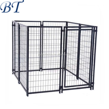 High quality welded animal cage wire mesh / 6ft height dog kennel cage