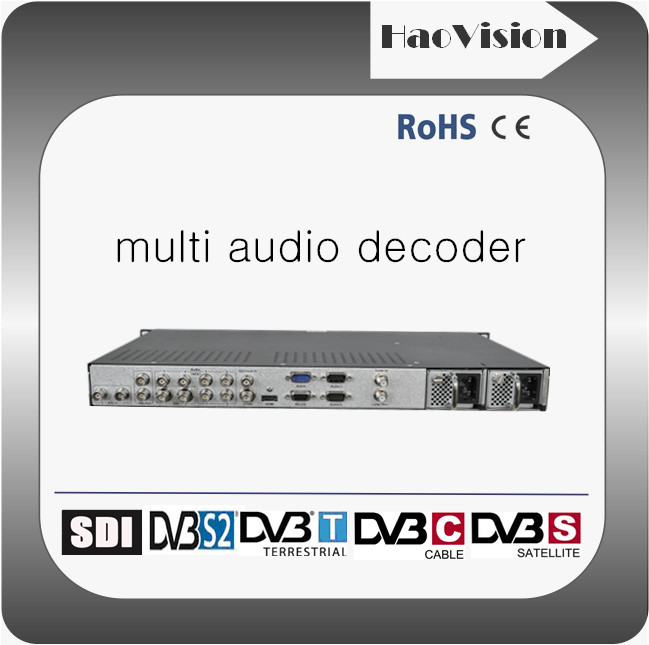 professional hd h.264 decoder