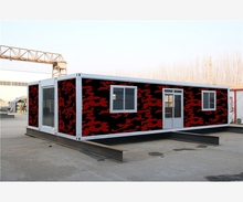 quality standard ablution modular and prefab container house