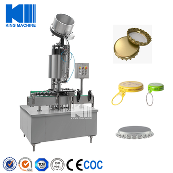 Cap closer machine / cap sealing machine