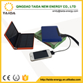 Wholesale Manufacture china factory supply dual usb mobile solar charger