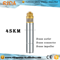RIDA 2016 Irrigation 1 inch submersible well pump (4SKM100 0.75KW 1HP)