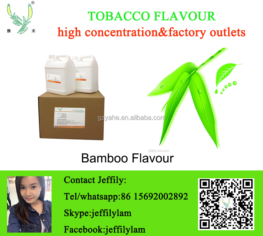 Bamboo Flavor for shisha,e liquid flavor,high concentration liquid flavouring