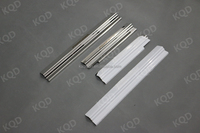 New arrival stainless steel rear bumper door sill protector,toyota FORTUNER 2012,India market cars accessories