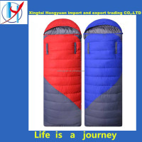 camping outdoor sleeping bags Fast Delivery Low price duck down adult baby sleeping bag