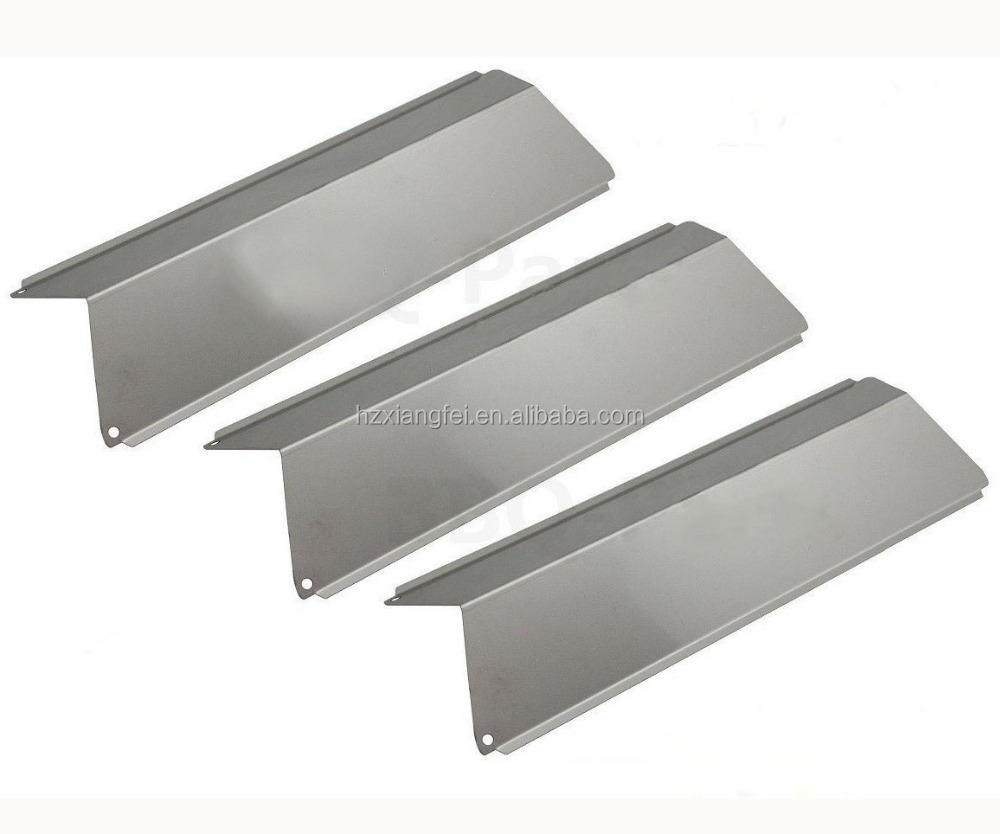 Heavy duty grill repacement heat deflector gas bbq parts