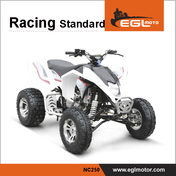 4 wheeler 250cc racing atv quad for adults with ZONGSHEN NC250 Engine
