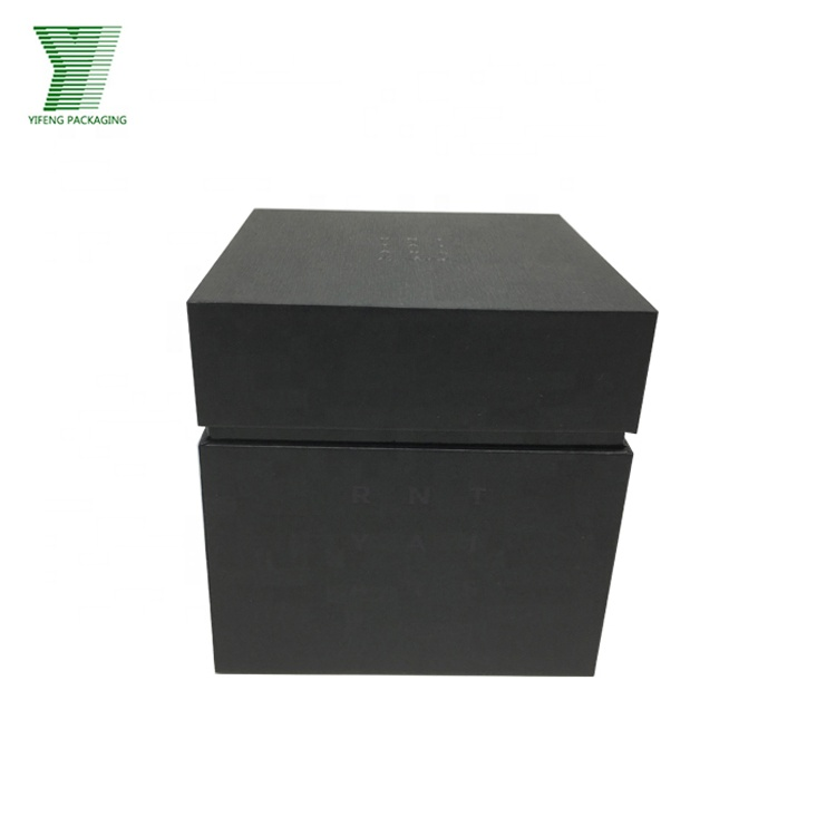 Customized small packaging paper box for luxury watch