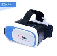 Pink /green/blue /yellow color Sex Video vr Box Virtual Reality with Remote,3D Glass VR Box 2.0