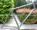 Titanium touring bike frame custom titanium bike frame chinese titanium touring bike frame