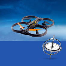 2.4G foam quadcopter sky king model helicopter drone with camera