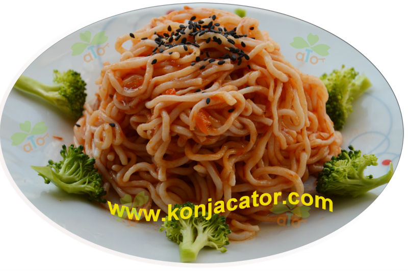 low carb slim pasta zero fat konjac low carb konjac instant noodles
