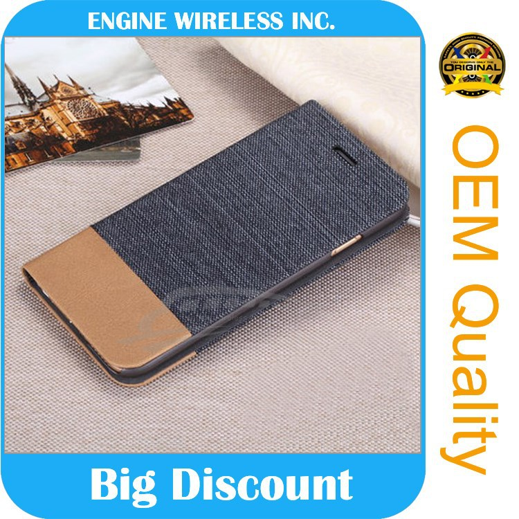 chinese phones spares flip leather case for lenovo s920 ,100% test