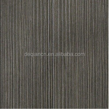 18mm wooden grain melamine paper laminated board