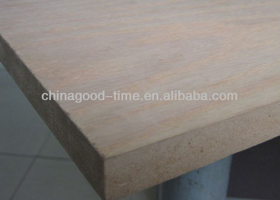 raw plain MDF wood board/melamine MDF pannel best price