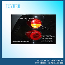 Tuning body kit tail light l L/R for Smart fortwo A 451820 0164 / 0264