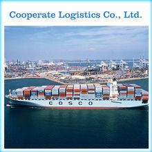 Free shipping container logistics service from China to New York USA sea freight forwarder ---Vera skype:colsales08
