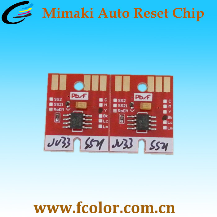 SB53 Cartridge Chips TS5 Reset Chips