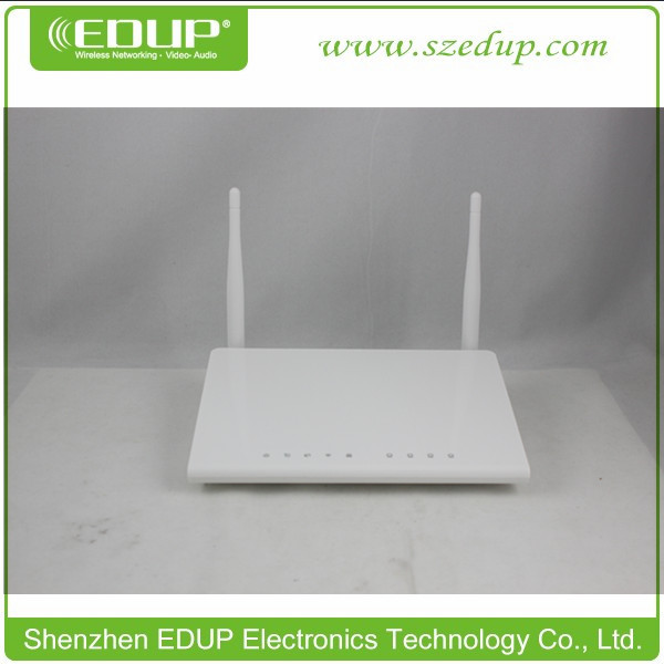 300Mbps ADSL Splitter ADSL2/2+ Modem Wireless Router