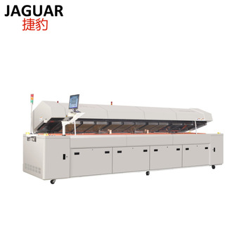 Hot Air Convection reflow oven for SMT PCB,Reflow Soldering Price