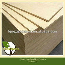 FSC certificated triply plywood/birch fancy plywood