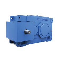 Reliable and Good B series industrial bevel helical gearbox