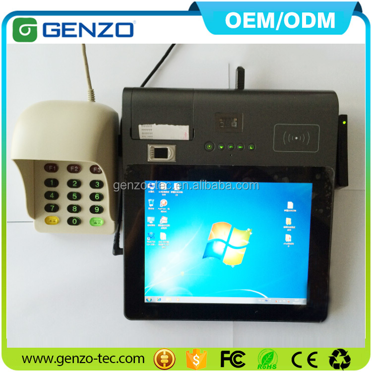 new style wholesale cheap dual-core 4 threads 1.6Ghz touch pos